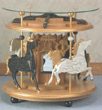 Carousel Table Wood Plans