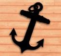 Anchor Shadow Woodcrafting Pattern