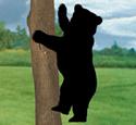 Climbing Cub Shadow Woodcrafting Pattern