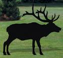 Elk Shadow Woodcrafting Pattern