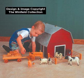 Toys Games Big Barn Wood Plans