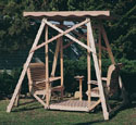 Canopy Swing Wood Plans