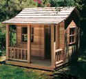 Play House Woodworking Plans