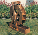Water Wheel Wood Plans