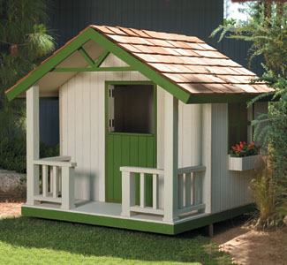 cottage playhouse plans