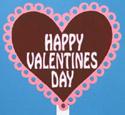Large Valentine Heart Pattern