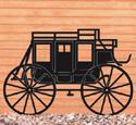 Stagecoach Shadow Woodcrafting Pattern