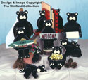 Black Bear Collection Patterns