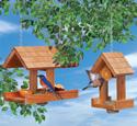Songbird Feeders Wood Project Plan