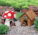 Toad House Wood Project Plan