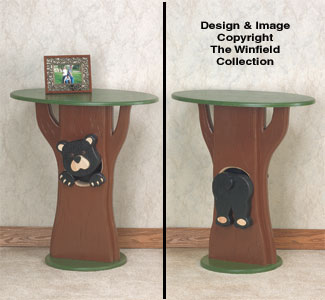 Stuck Cub Table Woodworking Plan