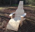 Beer Bottle Adirondack Chair Wood Pattern