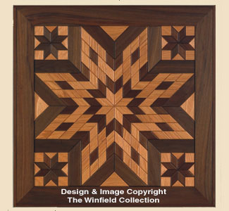 wood quilt square pattern 1 you dont have to be a quilter to ...