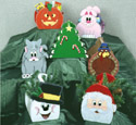 Holiday Basket Pattern Collection