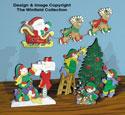 Santa's Helpers Woodcraft Pattern