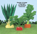 Giant Veggies Woodcrafting Plan