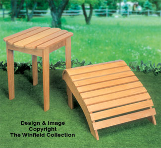 Cool All Yard Garden Projects Adirondack Table Ottoman Wood Ncnpc Chair Design For Home Ncnpcorg