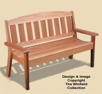 All Wholesale Garden Bench Woodworking Plans
