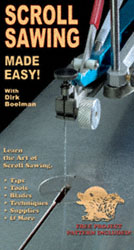 Scroll Sawing Made Easy