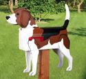 Beagle Mailbox Wood Project Pattern