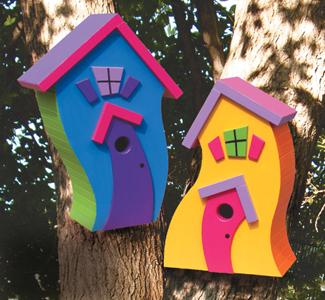 Painted Fence Ideas Colour Fun