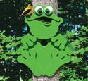 Treefrog Birdhouse Woodcrafting Project Plan
