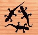 Gecko Shadows Woodcrafting Project Plan