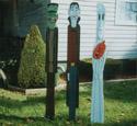 Board Buddies #1 Wood Pattern