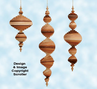 Stacked Wood Wind Twisters Patterns