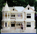 Victorian Barbie House Plans