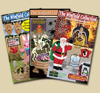 Winfield Catalog Subscription
