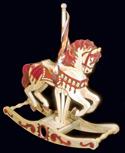 Carousel Rocking Horse Plans