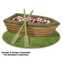 Landscape Timber Rowboat Planter Plans