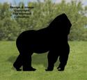 Gorilla Shadow Wood Project Pattern