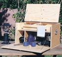 Camp Kitchen Woodworking Plans