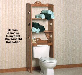 Bathroom Set Wood Plans