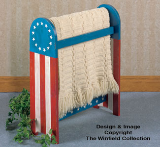 Other Furniture Americana Quilt Rack Woodcraft Pattern