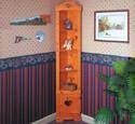 Corner Cupboard Wood Project Plan