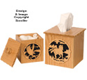 Wildlife Box Pattern Set