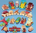 Plump 'n Tuff Toy Pattern Collection