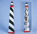 Lighthouse Video/CD Cabinet Plan