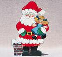 Santa & Dolly Woodcrafting Pattern