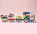 Toyland Express  Woodcraft Pattern
