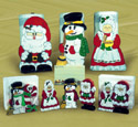 Crazy For Christmas Woodcraft Pattern