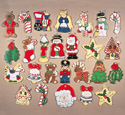 26 Christmas Ornaments Pattern