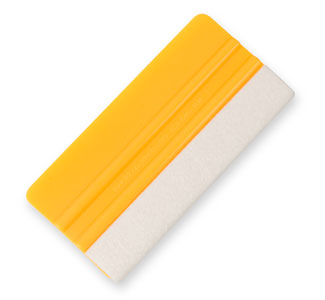 Color Poster Squeegee