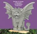Garden Gargoyle #2