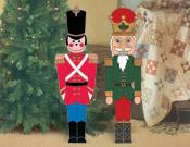 Christmas Character Decor