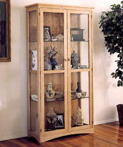 Craftsman Curio Cabinet Plans