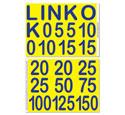 KLINKO Game Vinyl Lettering